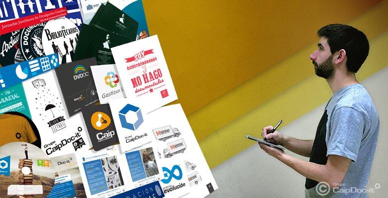 Conociendo Doc-it (I)  Entrevista a Marcos Rodríguez, diseñador gráfico