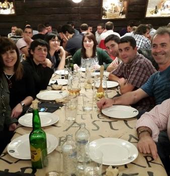 Cena de Navidad Grupo Caip Doc-it