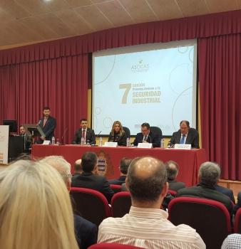 Premio ASOCAS a la Seguridad Industrial