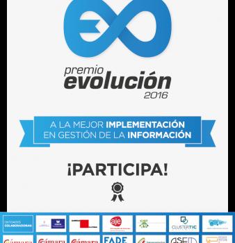 ¿Por qué debes participar en el Premio Evolución 2016  seas pequeño o grande?