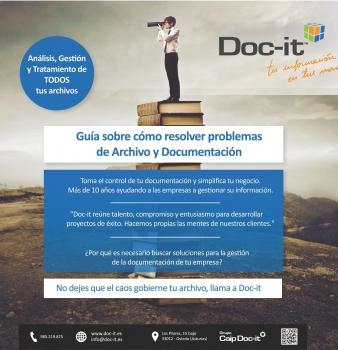 Guía sobre cómo resolver problemas de Archivo y Documentación