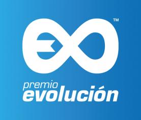 Finalistas del Premio Evolución 2016
