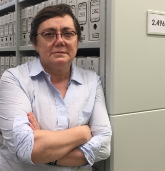 Entrevista profesional (I): Rosa Villa, archivera del Ayuntamiento de Siero