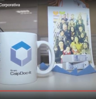 Vídeo corporativo de Doc-it